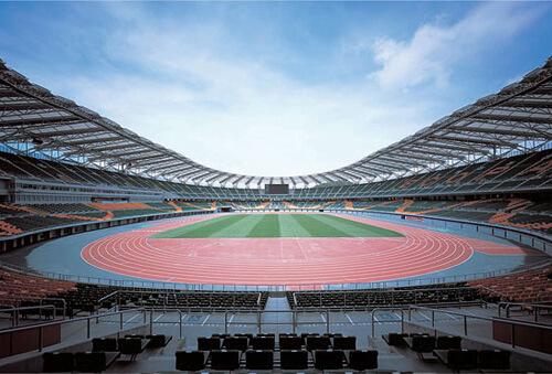静岡県小笠山総合運動公園 エコパスタジアム