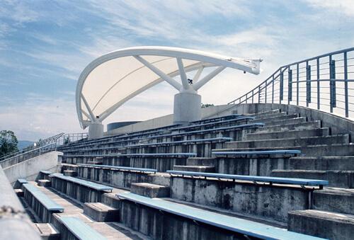 熊本県民総合運動公園 テニスコート