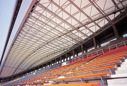 東平尾公園博多の森球技場 レベルファイブ スタジアム