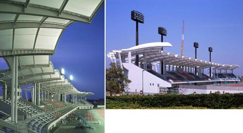 刈谷市総合運動公園多目的グラウンド ウェーブスタジアム刈谷