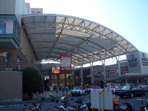 JR長崎駅前アミュプラザ長崎
