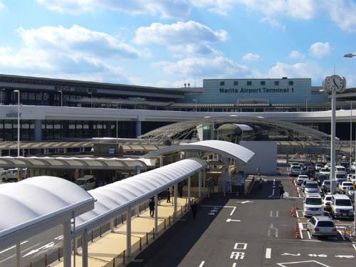 成田国際空港・コンコース